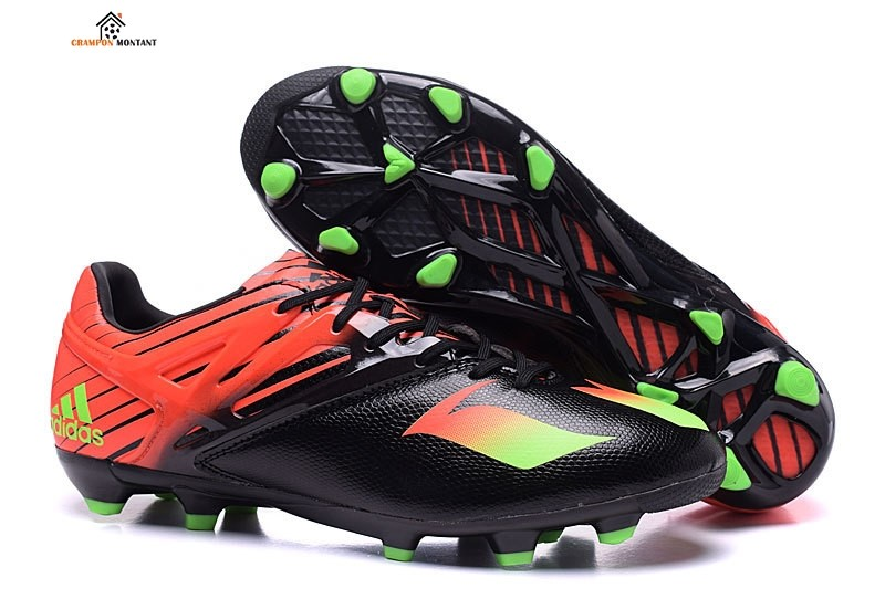 Adidas Messi 15.1 FG Noir Orange